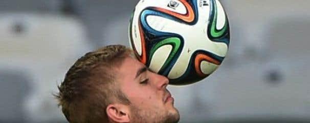 Coupe du monde de soccer