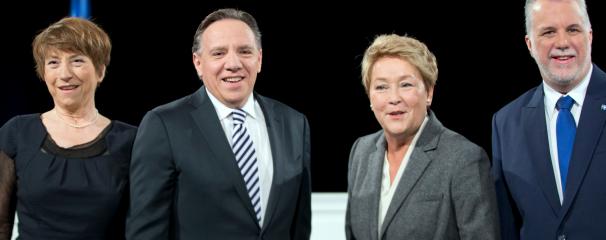 Élections Québec 2014