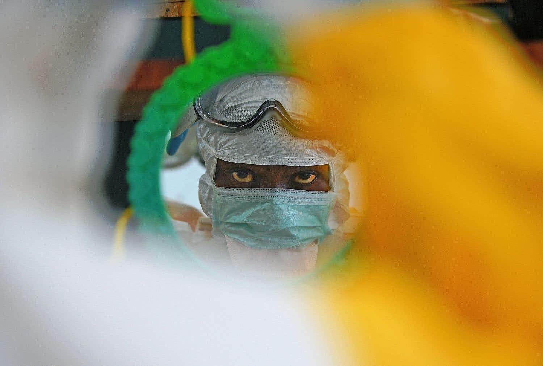 Sur la trace des échantillons d'Ebola perdus