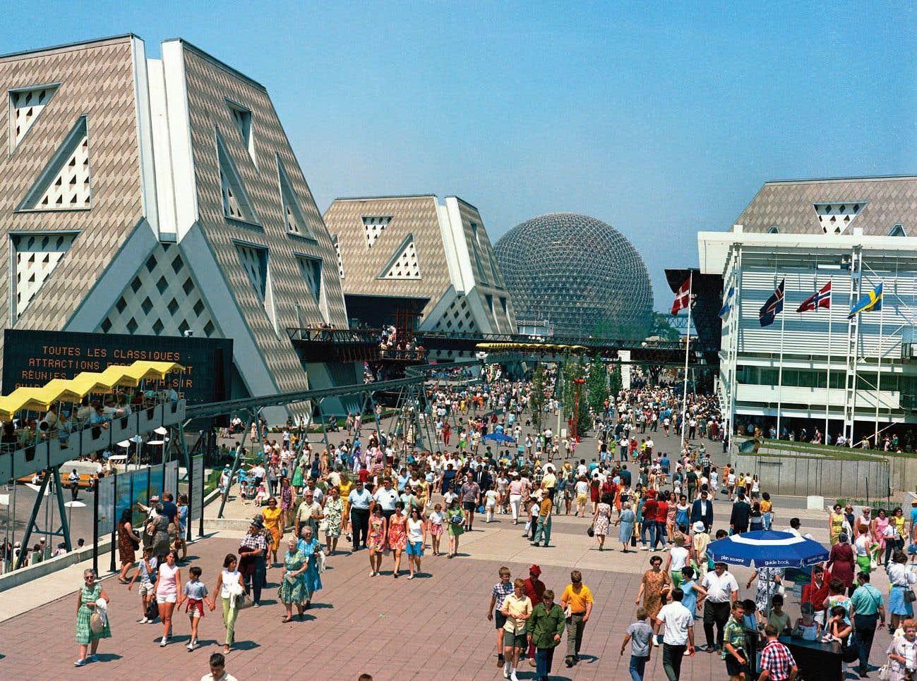 Les 50 ans d'Expo 67
