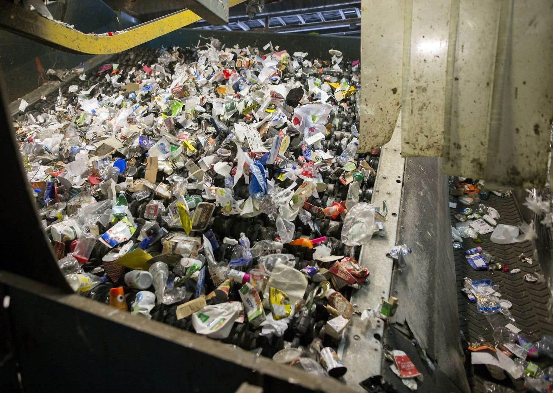 La face cachée du bac de recyclage