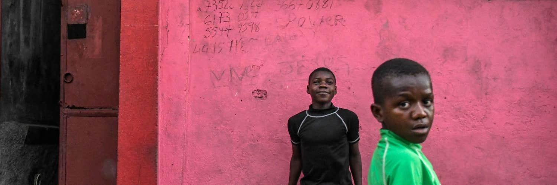 Haïti, dix ans après le tremblement de terre