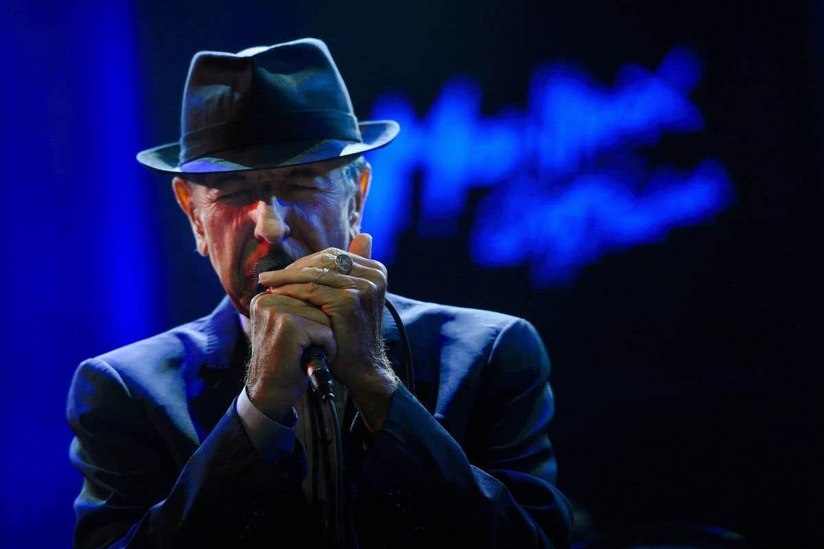 Leonard Cohen en fête