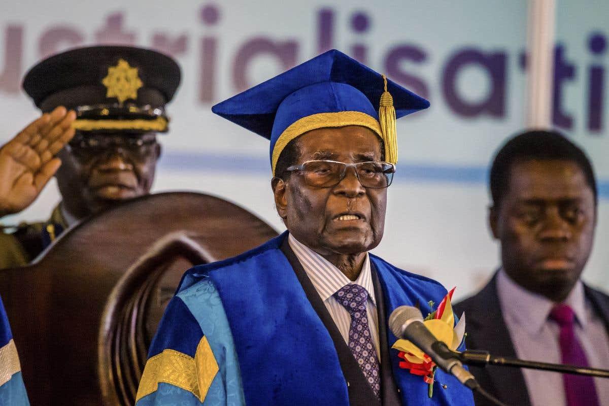 Bras de fer au Zimbabwe