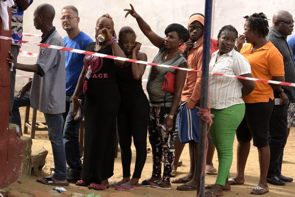 L'attente du jour: Liberia