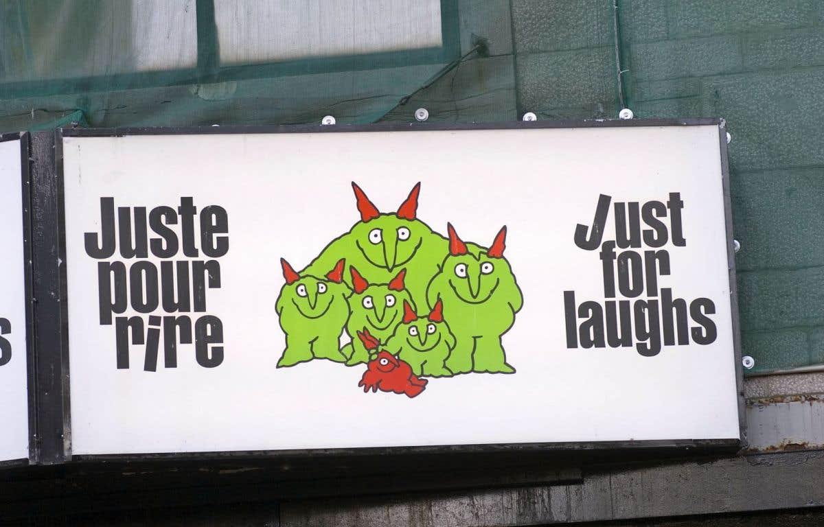 Le dévoilement du jour: Juste pour rire