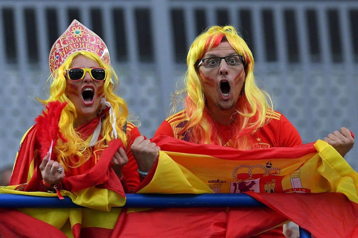 Espagne-Russie (dimanche, 10h)