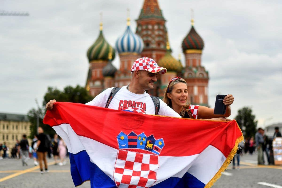 Angleterre-Croatie mercredi, 14 h