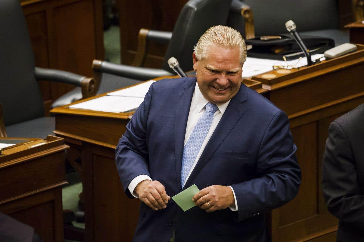 L'heure Ford à Toronto