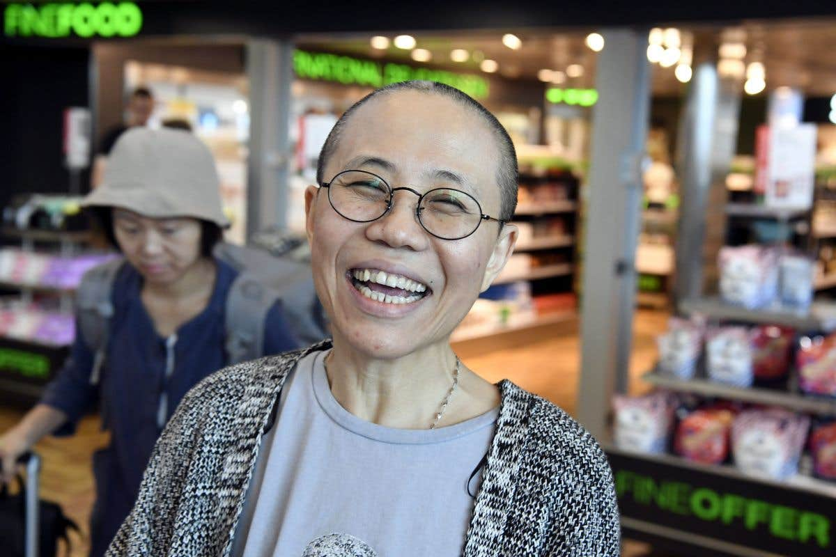 Le jour Liu Xiaobo