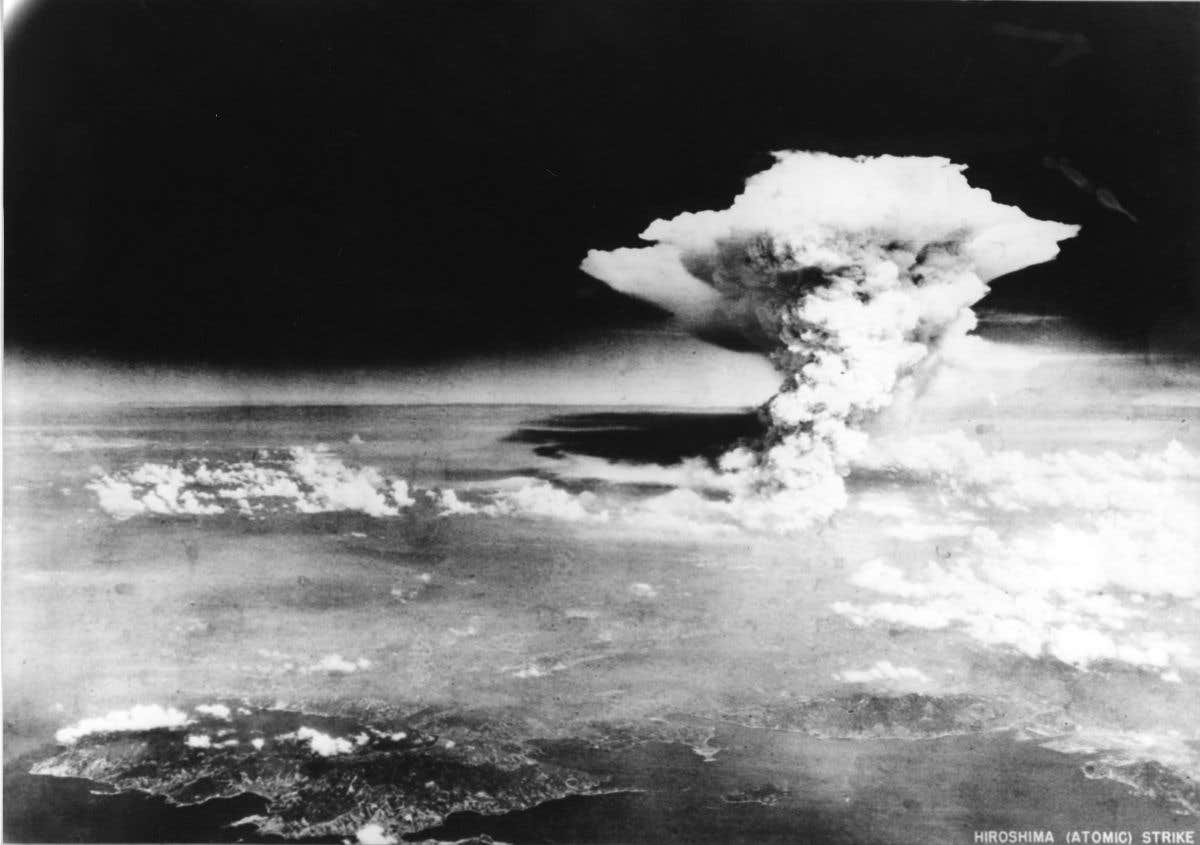 Explosion à Hiroshima