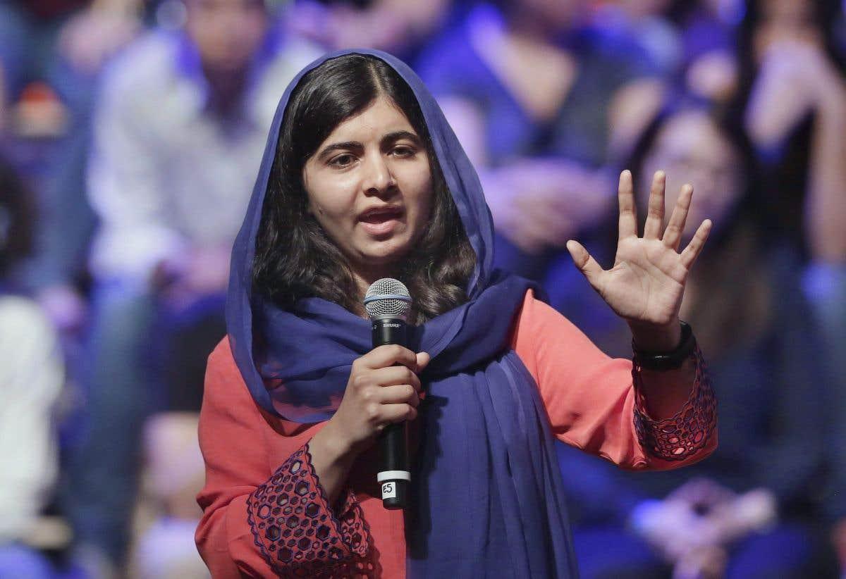Malala à Montréal