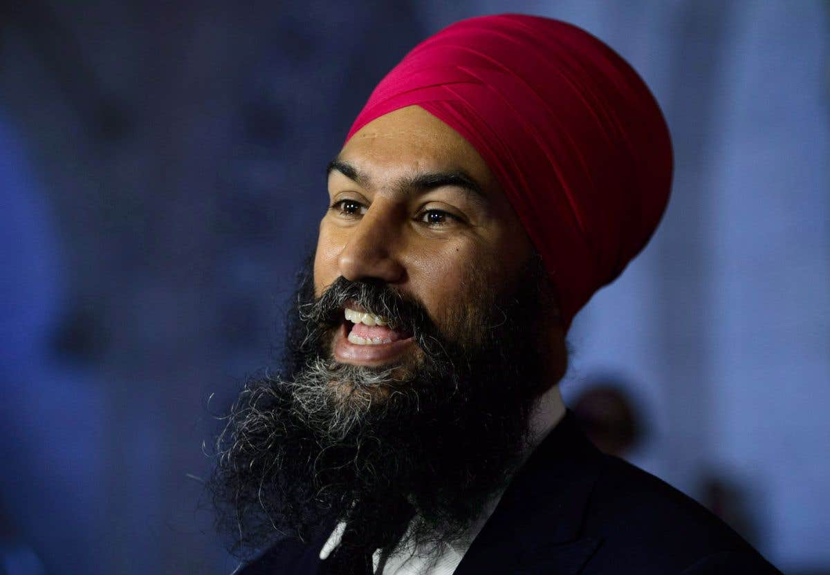 Jagmeet Singh au Québec