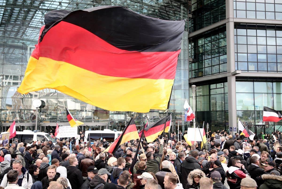 Tensions en Allemagne (bis)