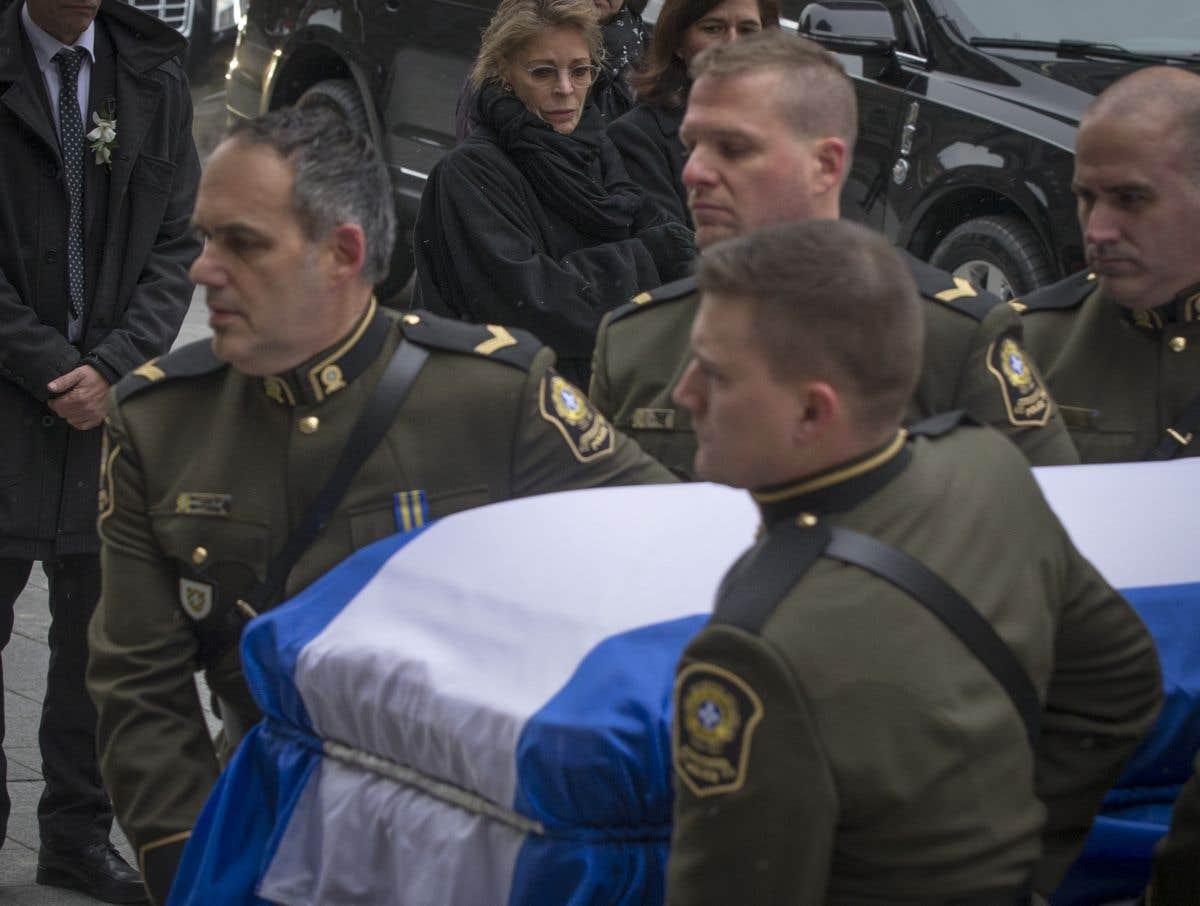 Funérailles d'État pour Bernard Landry