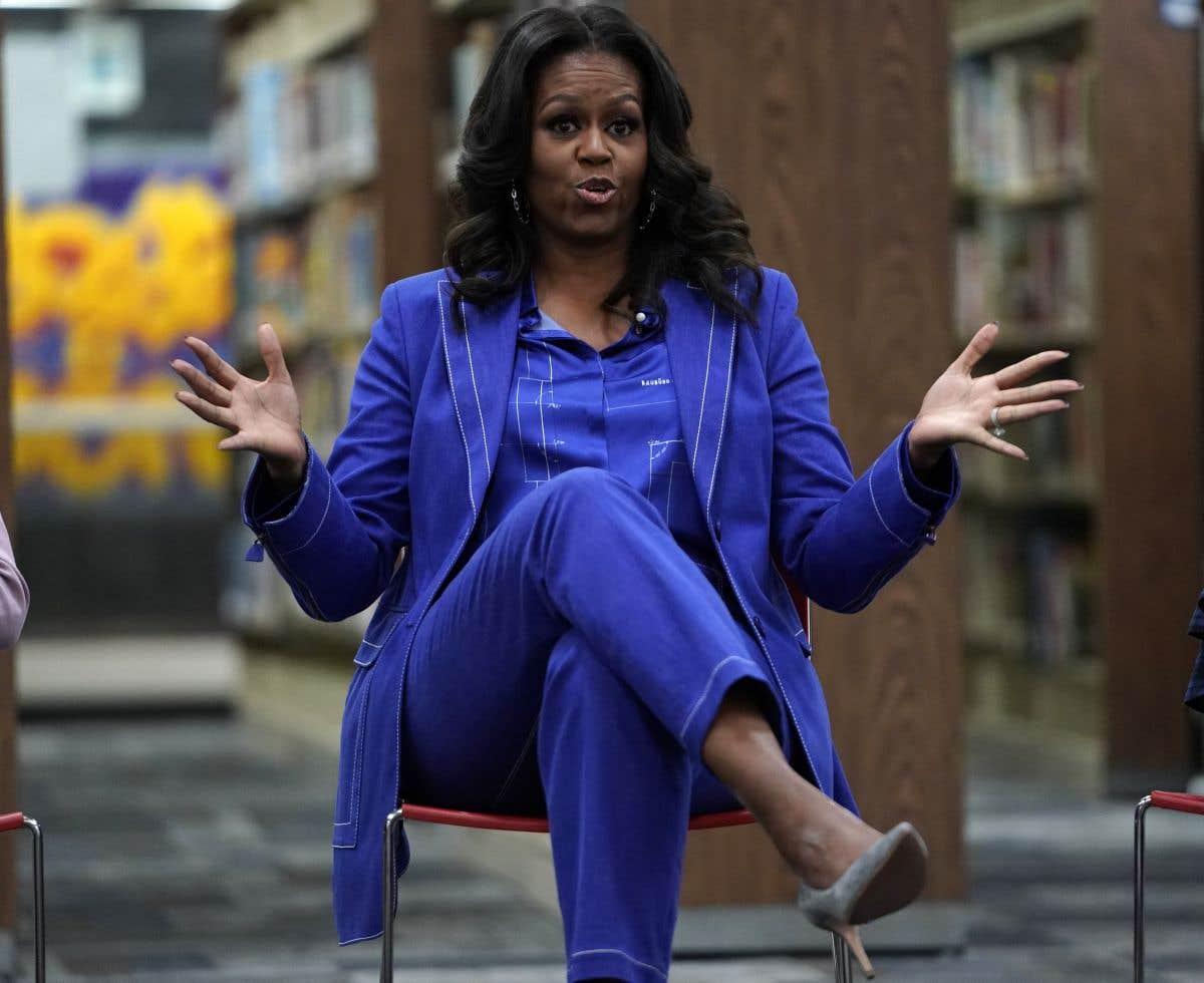 La sortie du jour: «Becoming», de Michelle Obama