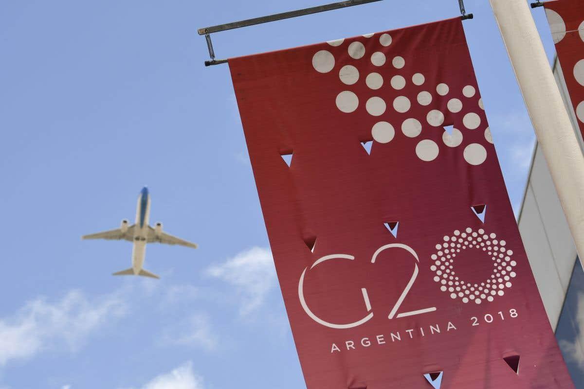 Le G20 commence