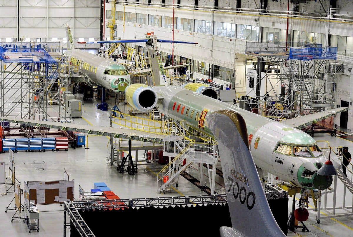 Bombardier rencontre ses investisseurs