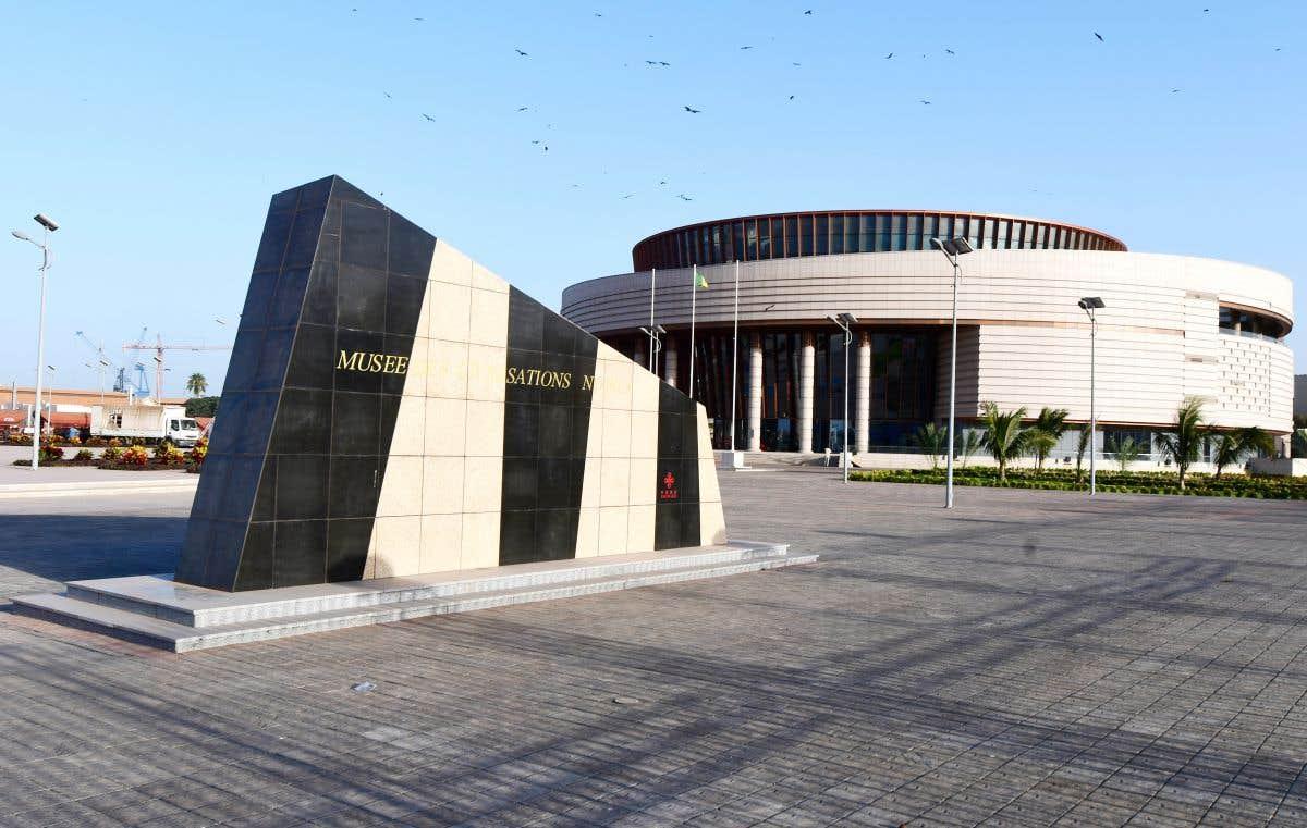 Grand jour de musée à Dakar