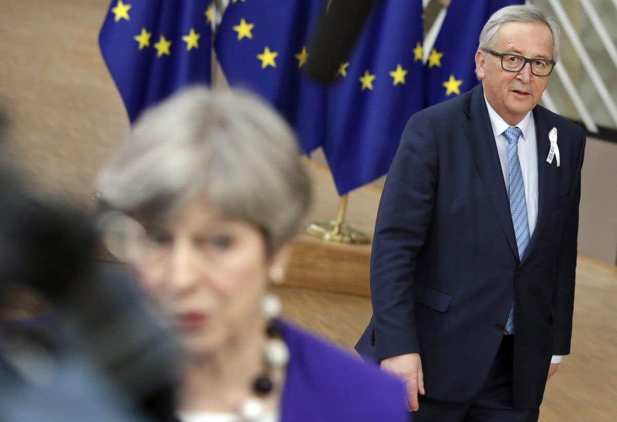 Un Brexit sans accord, le plan