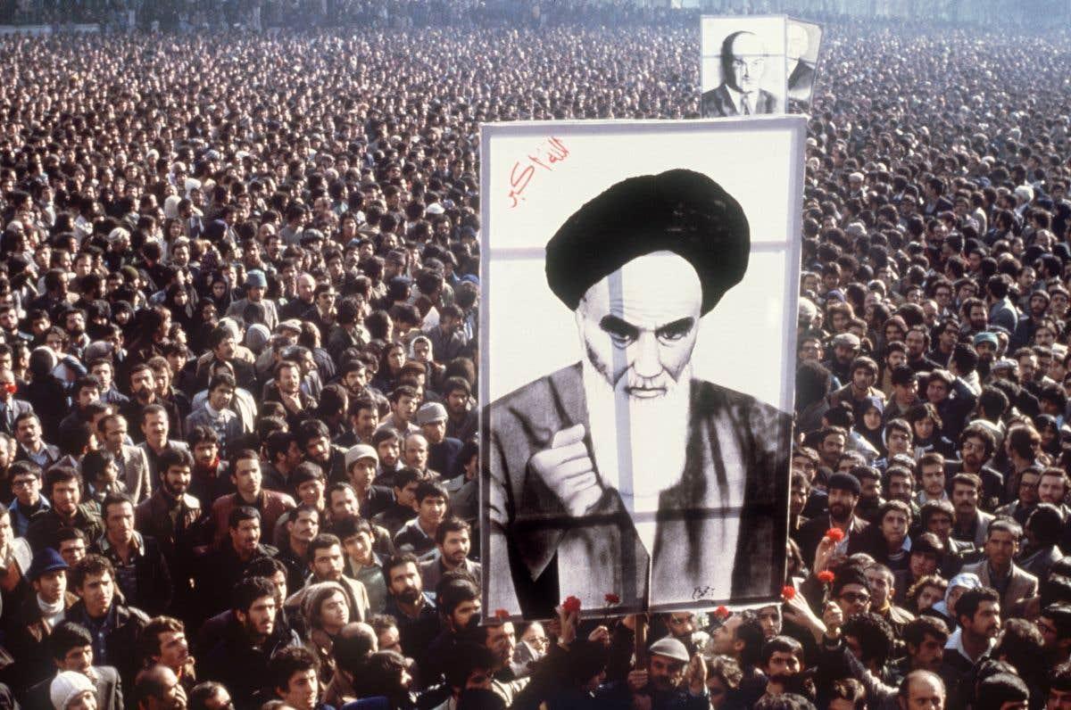 Dans le rétroviseur: la révolution iranienne
