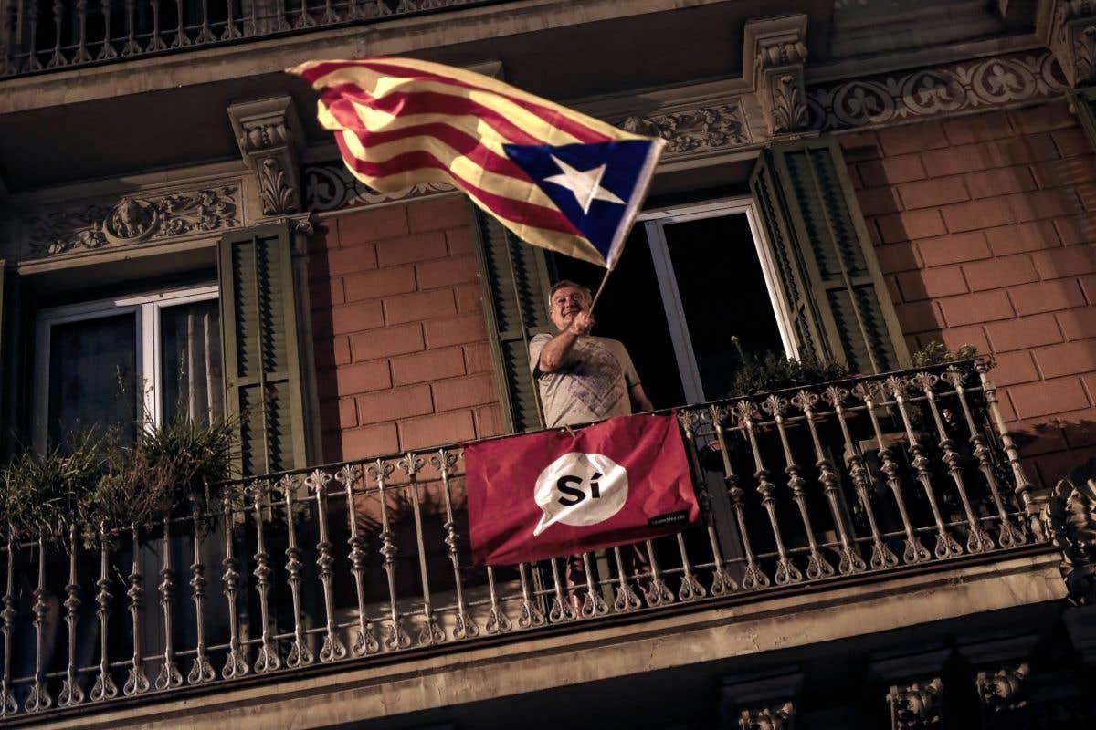 Sous les projecteurs: la Catalogne