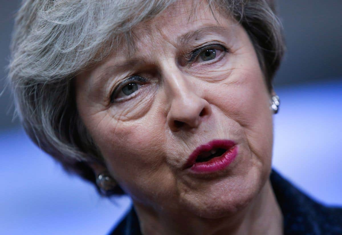 Le discours du jour: Theresa May