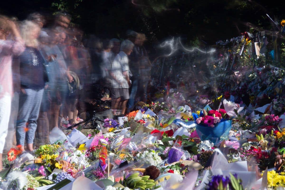 Deux minutes de silence en Nouvelle-Zélande