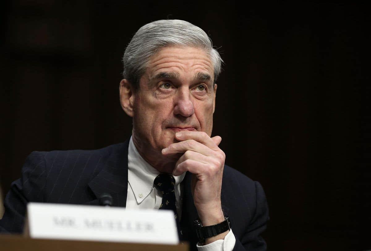 Le suspense du jour: Robert Mueller