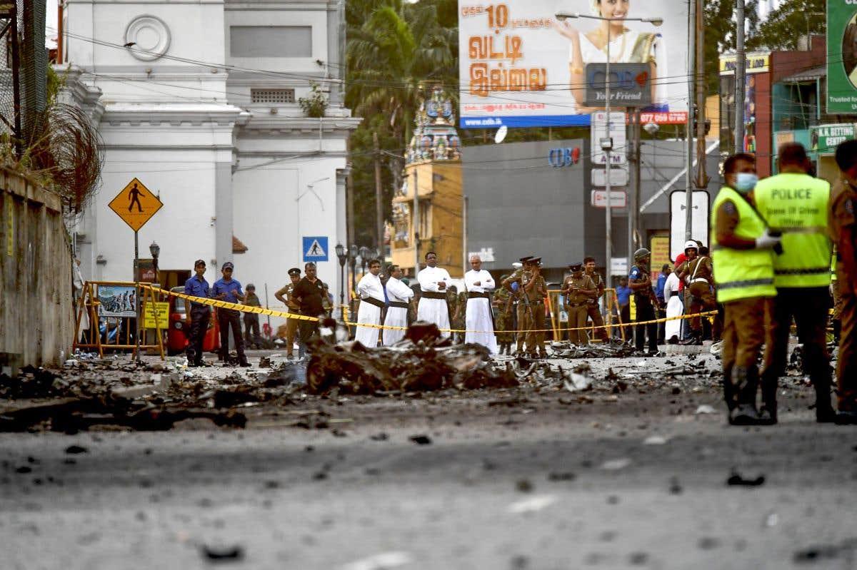 Pâques sanglantes au Sri Lanka
