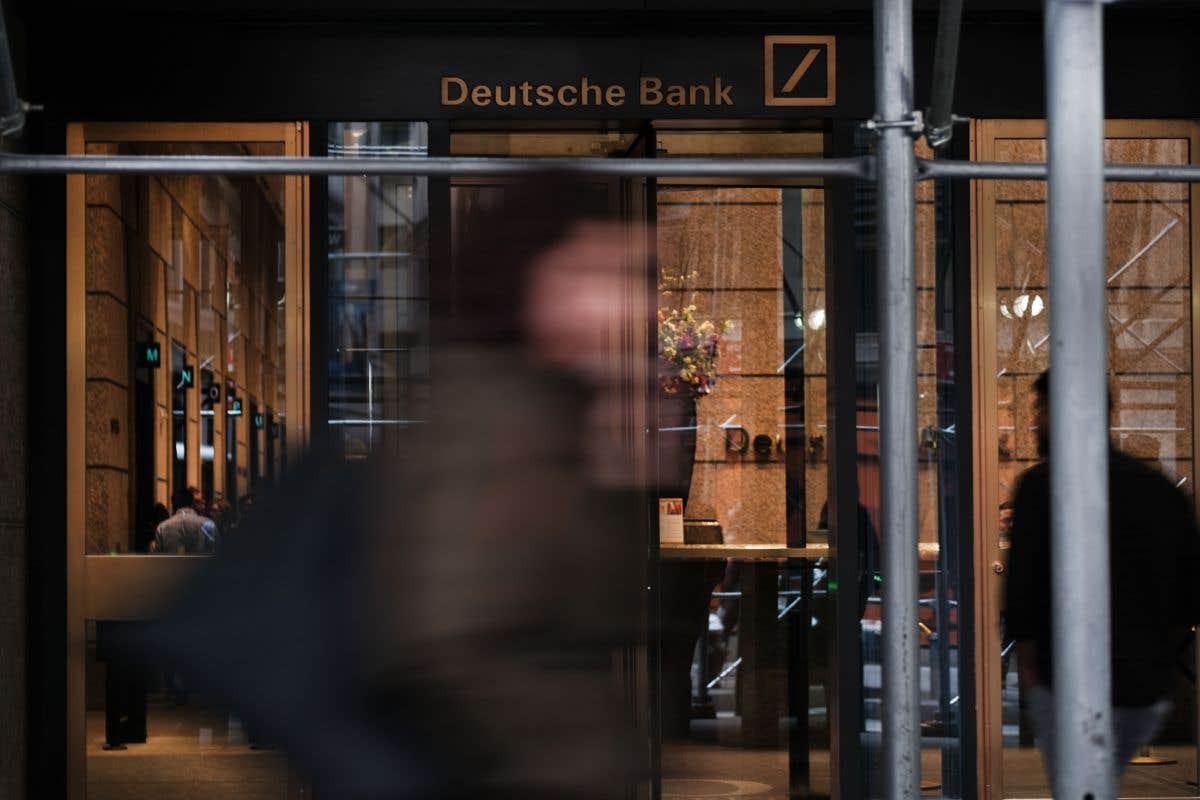 Deutsche Bank sur la sellette