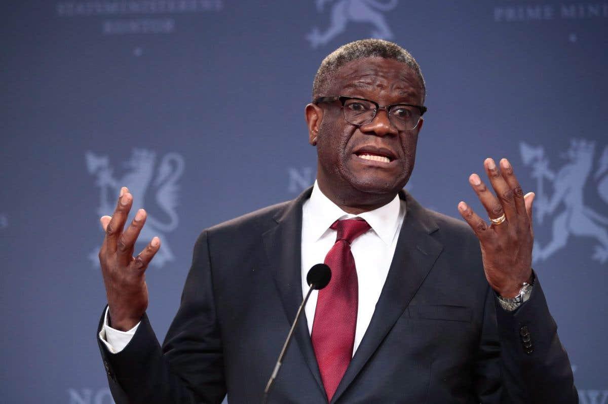 Denis Mukwege à Montréal