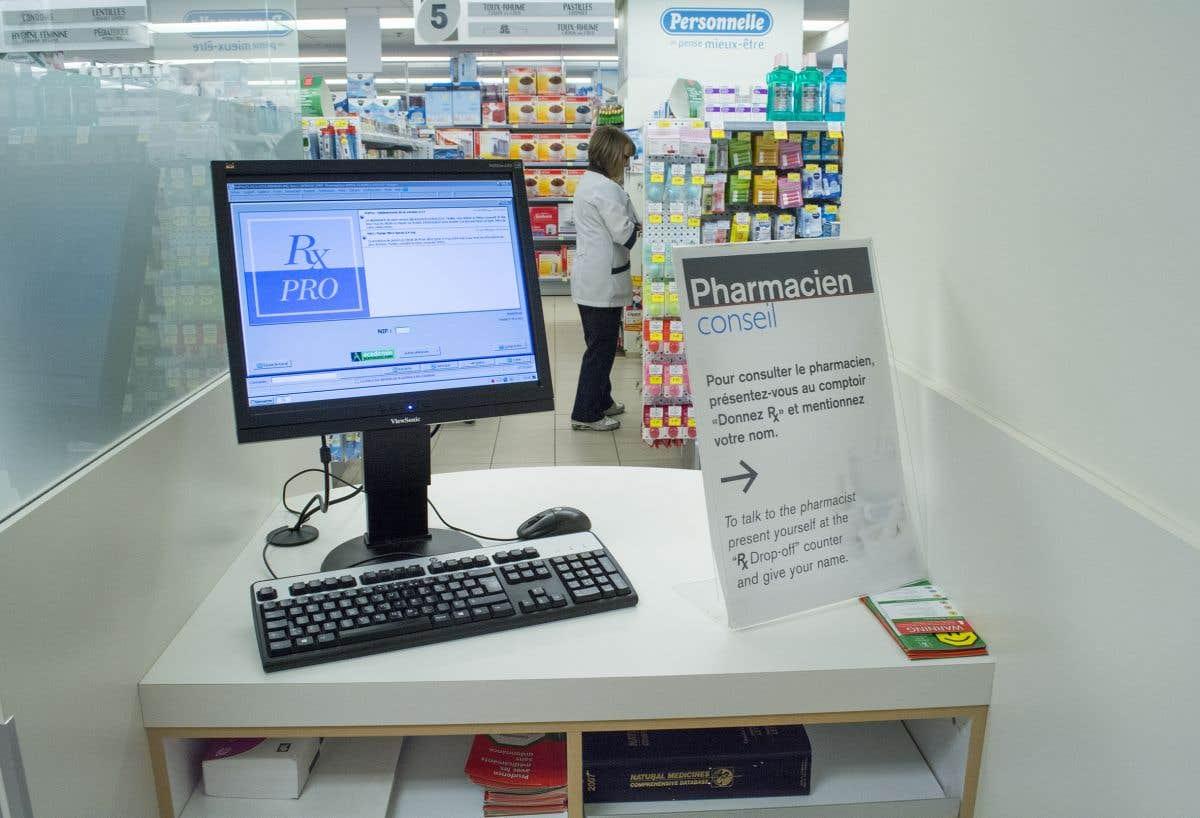 Le projet de loi du jour: les pharmaciens