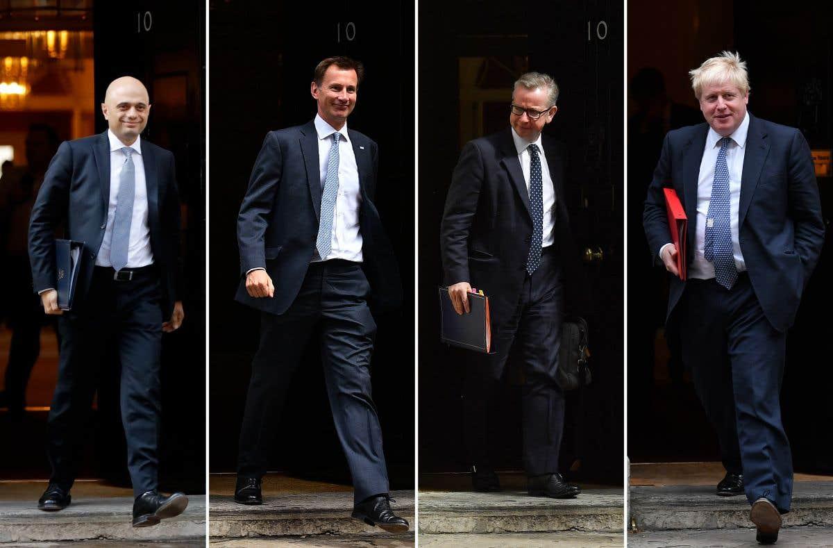 Derniers votes à Londres