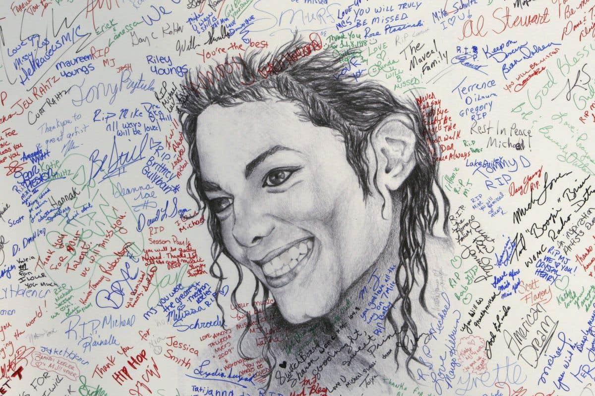 10eanniversaire de la mort de Michael Jackson