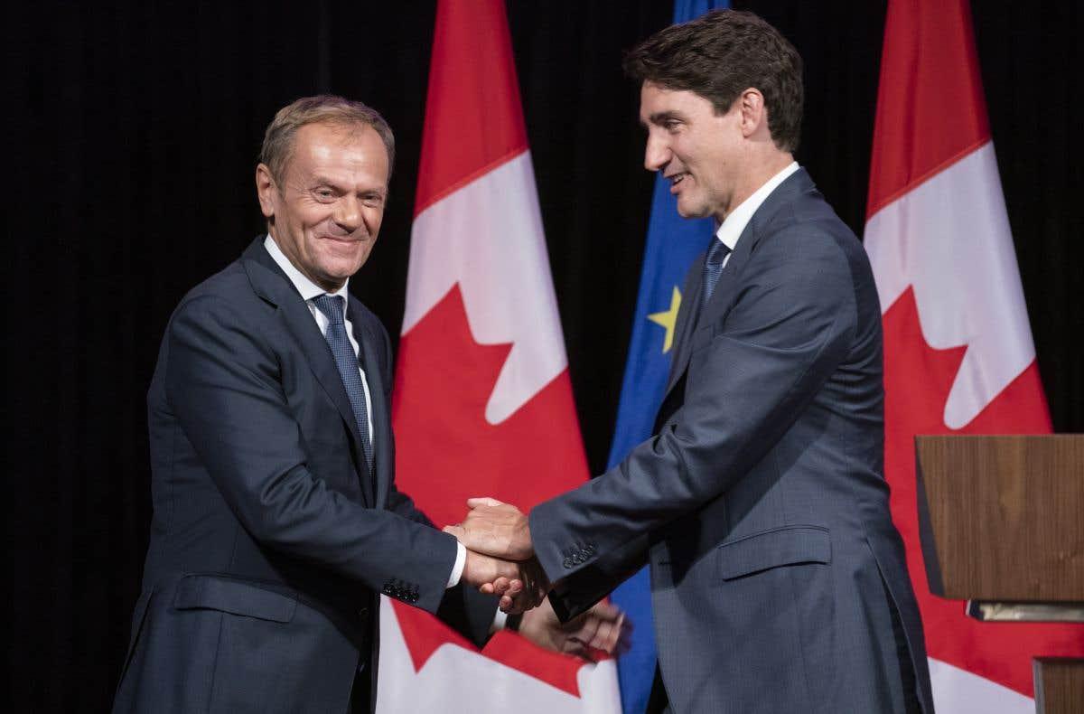 Sommet Canada-UE: Jour 2