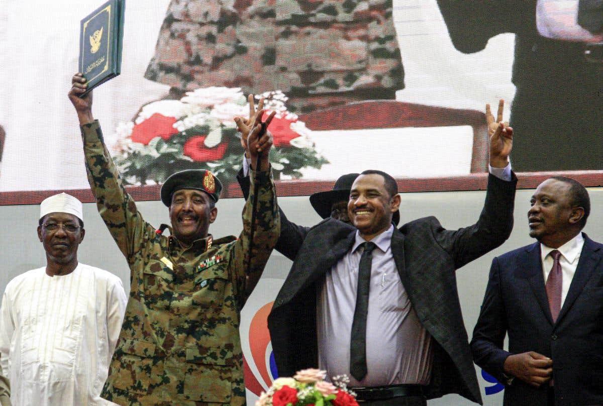Un accord historique au Soudan