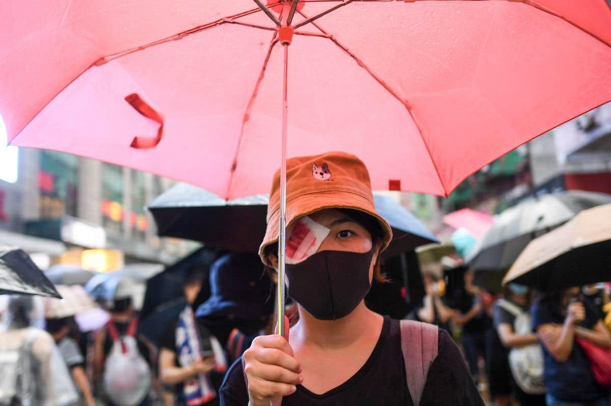Forte mobilisation à Hong Kong