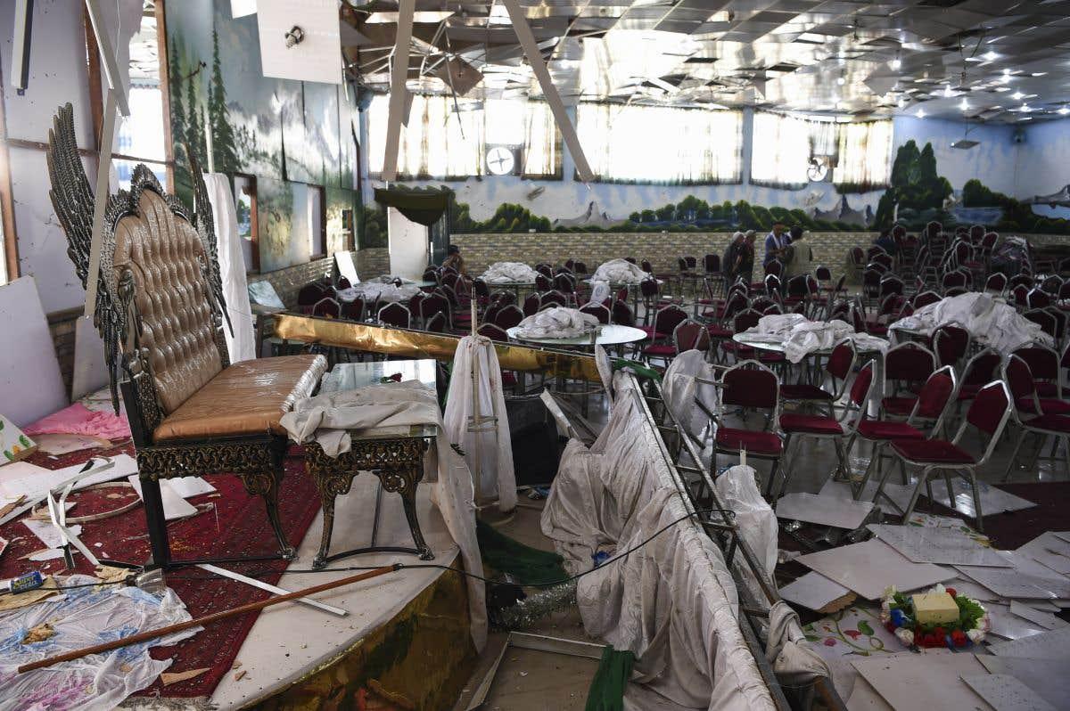 Un attentat kamikaze fait 63 morts dans un mariage