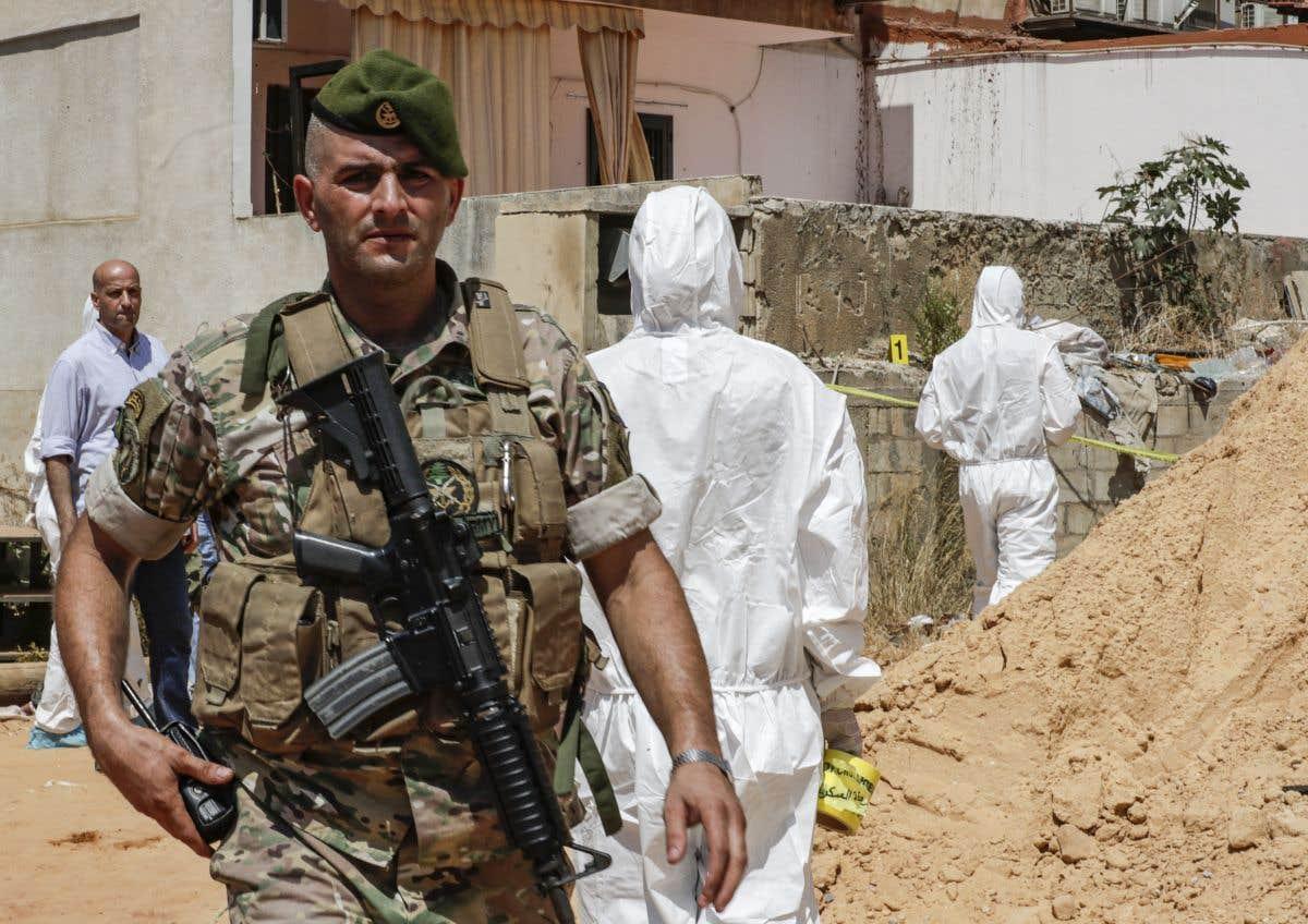 Le Liban dénonce une attaque d'Israël