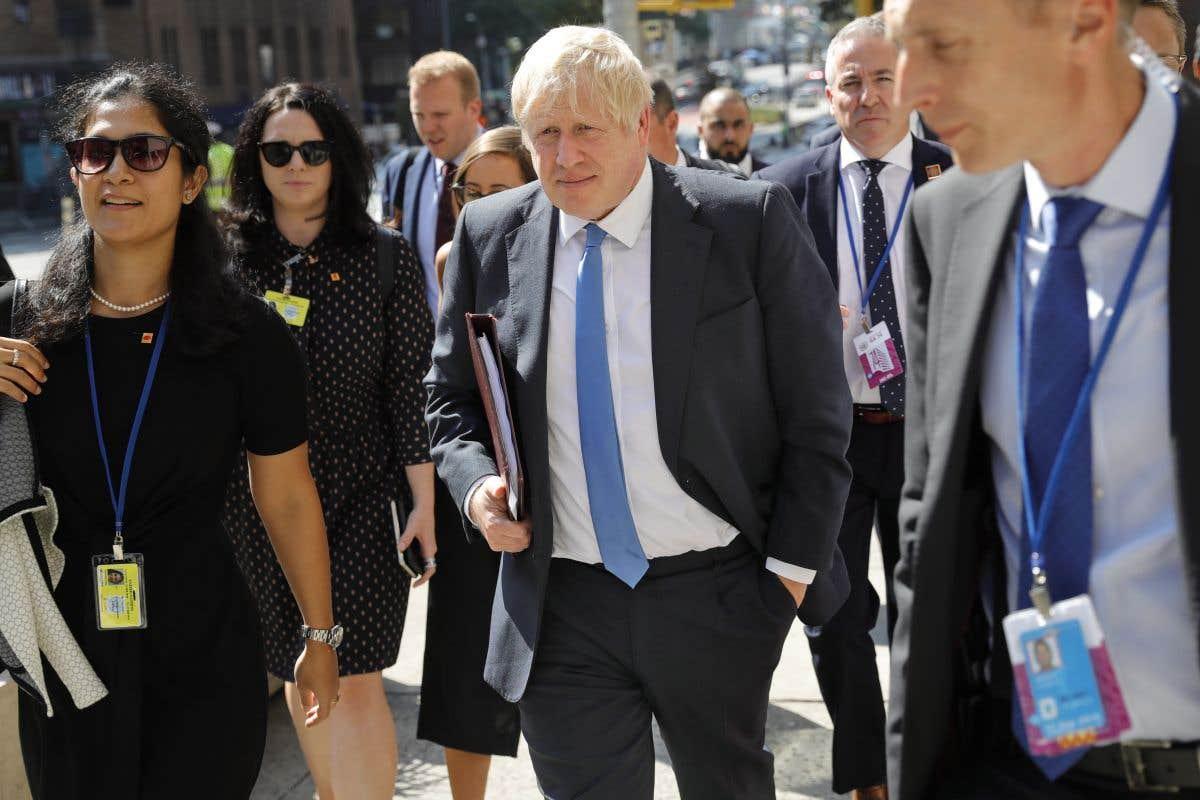 La décision du jour: Boris Johnson
