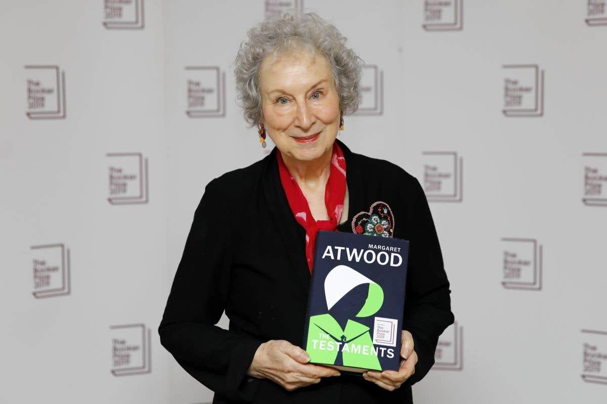 Margaret Atwood colauréate du prix Booker