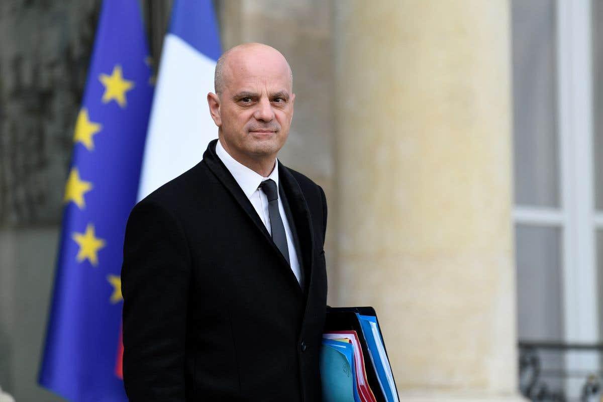 L'allocution du jour: le ministre français de l'Éducation