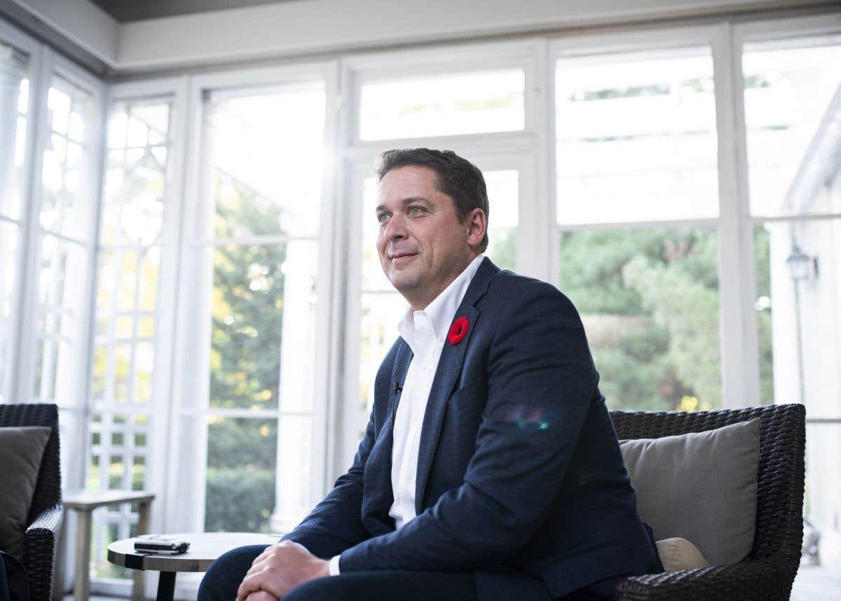Rencontre Trudeau-Scheer