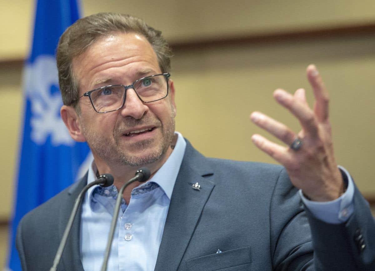 Tête-à-tête Trudeau-Blanchet