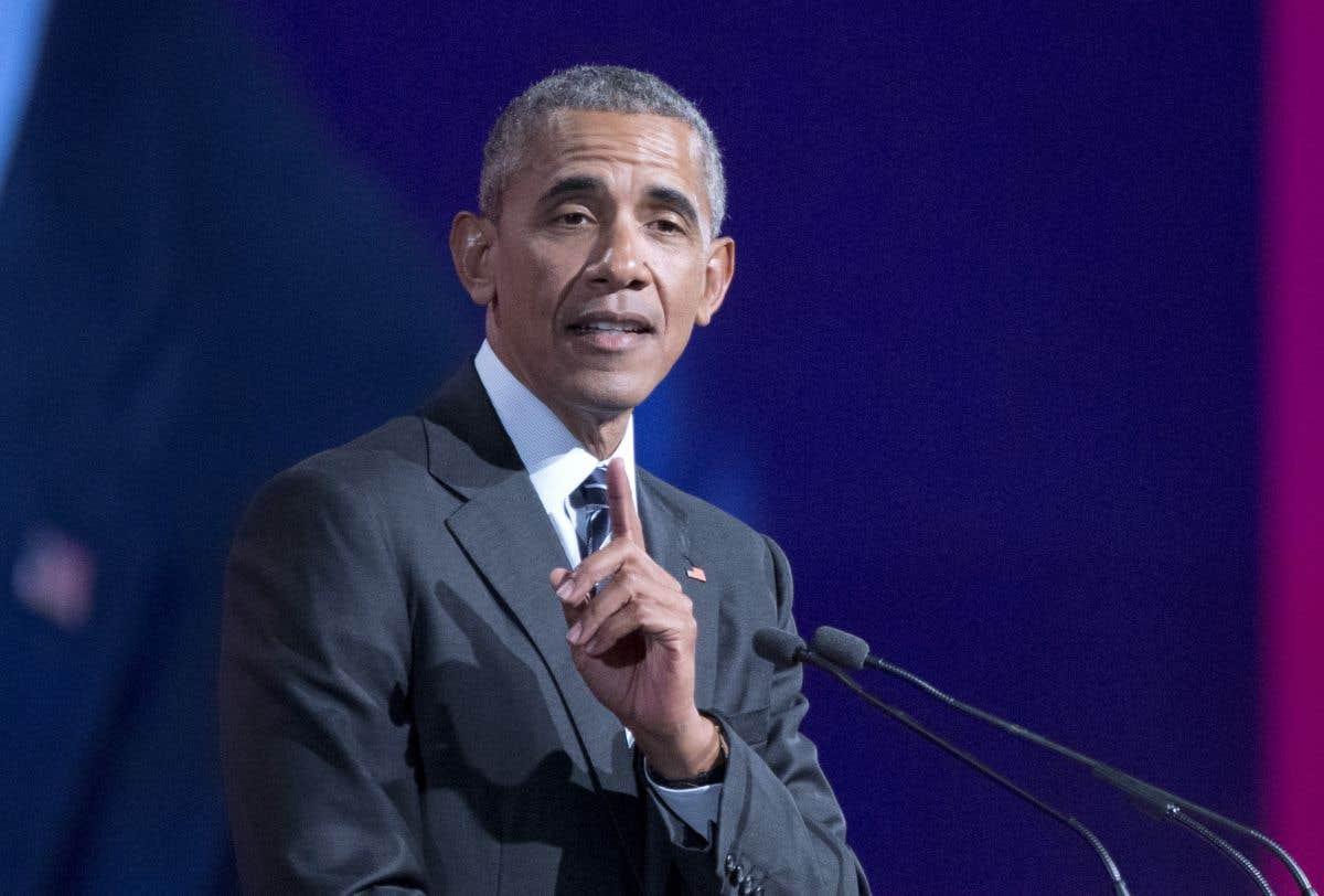 La conférence du jour: Barack Obama