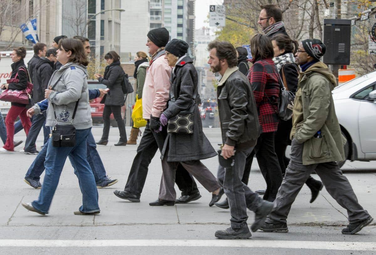 L'annonce du jour: la sécurité des piétons à Montréal