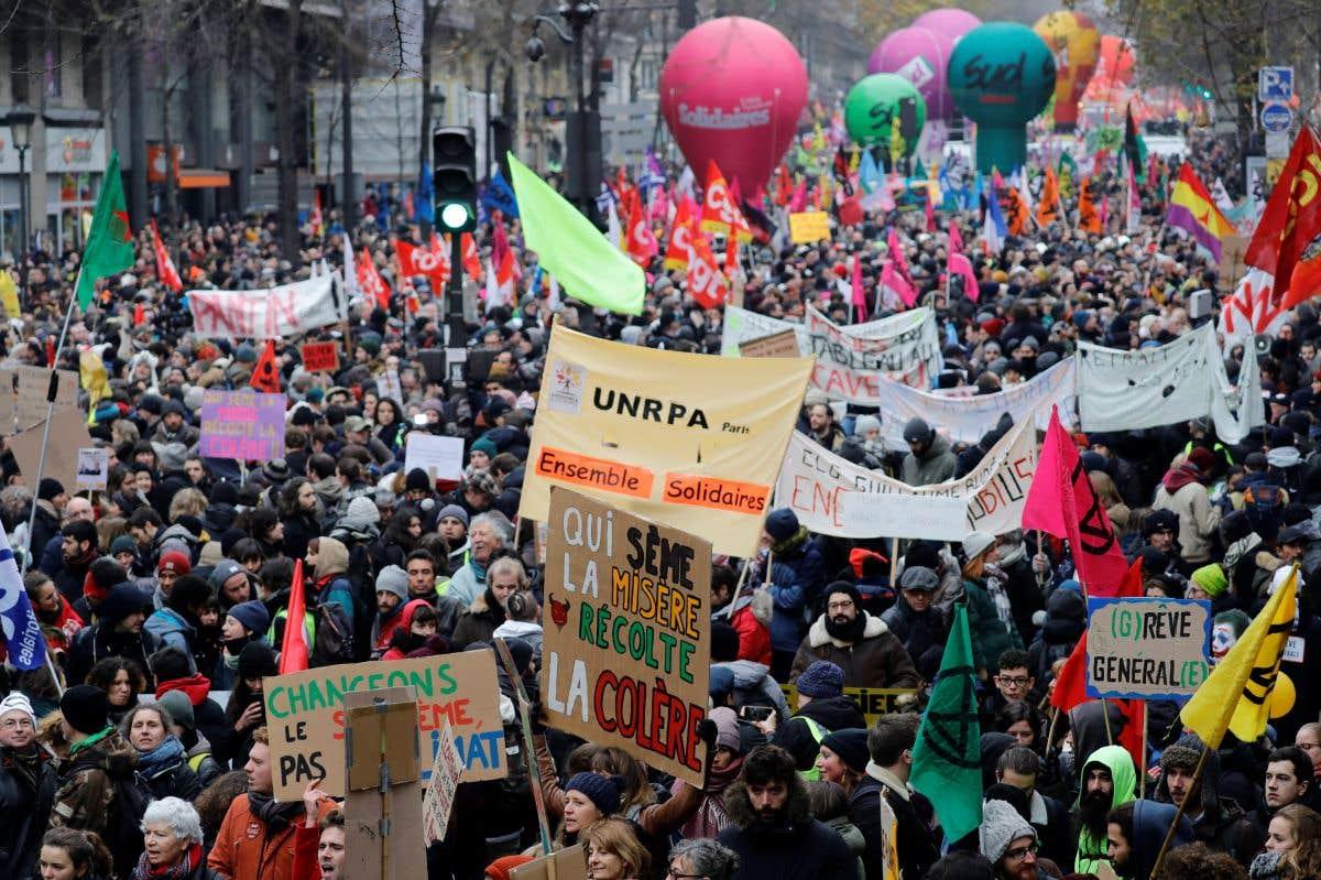 La grève du jour: la France