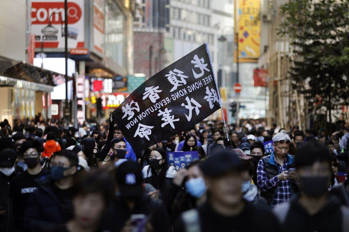 Six mois de contestation à Hong Kong