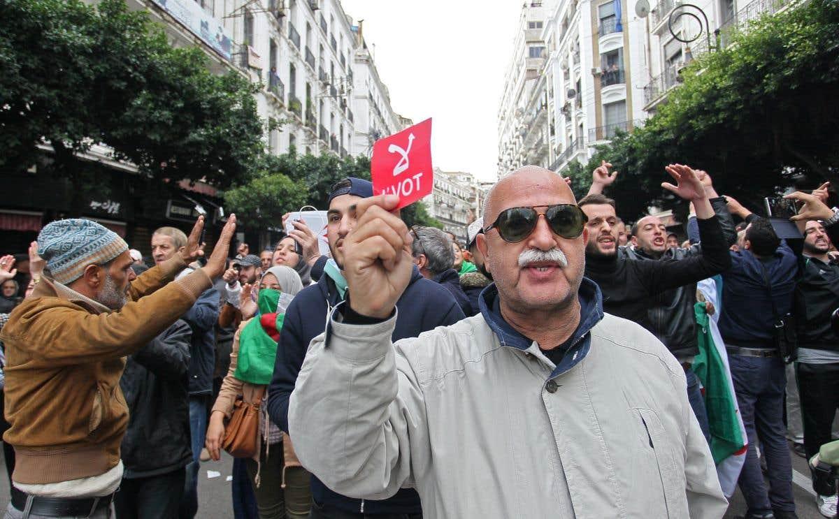 La suite du jour: l'Algérie